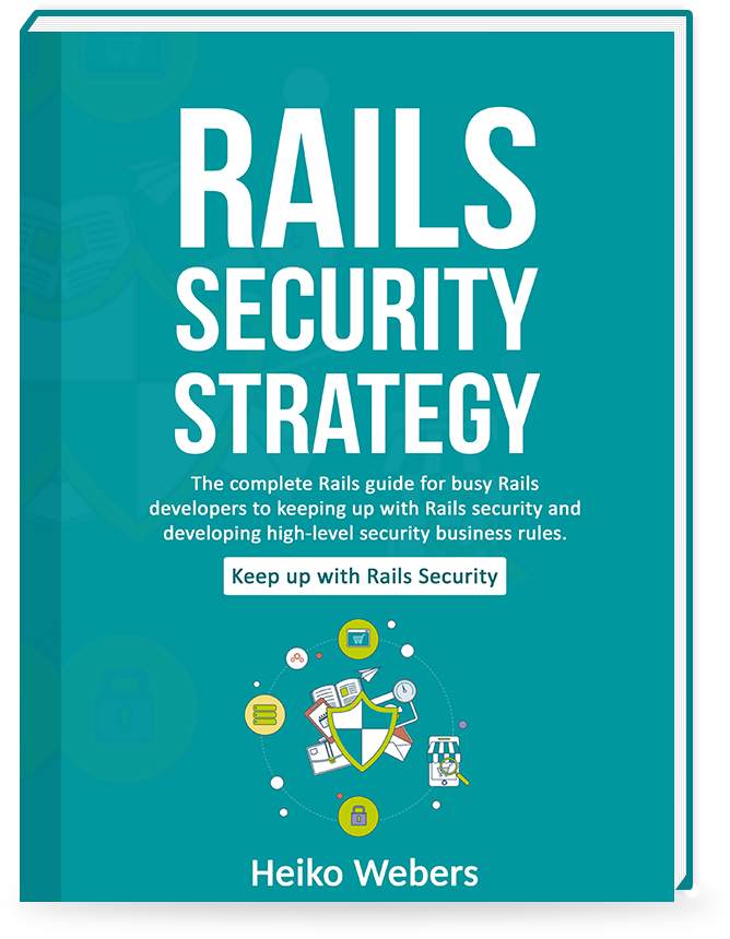 Ruby on Rails security strategy