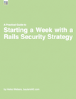 Ruby on Rails security strategy checklist