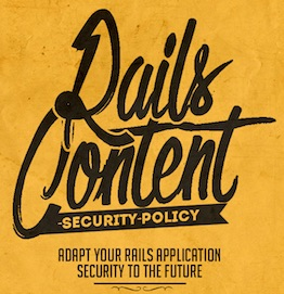 Ruby on Rails Content-Security-Policy (CSP)